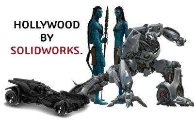 Como HOLLYWOOD se alía con SOLIDWORKS para producir películas épicas.