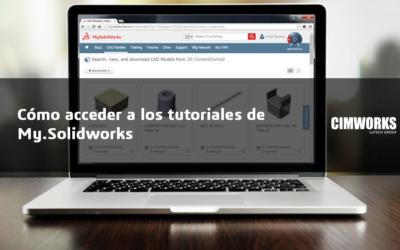 MySolidworks | Cómo acceder a los tutoriales gratuitos de SOLIDWORKS