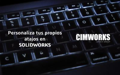 Aumenta tu productividad configurando atajos de teclado en SOLIDWORKS