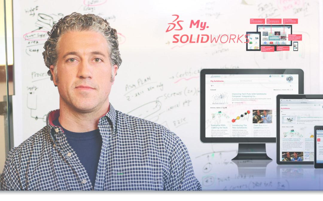 Cómo crear una cuenta en MySolidworks si no eres aún cliente de SOLIDWORKS