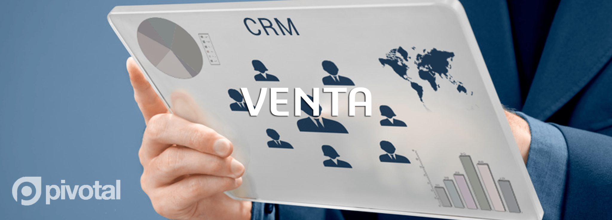 Pivotal CRM para ventas complejas de equipos industriales, configurador CPQ de productos